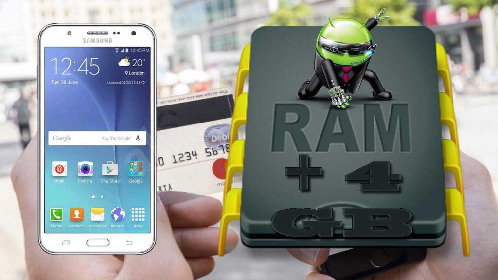 memoria ram android - aumentare ram android