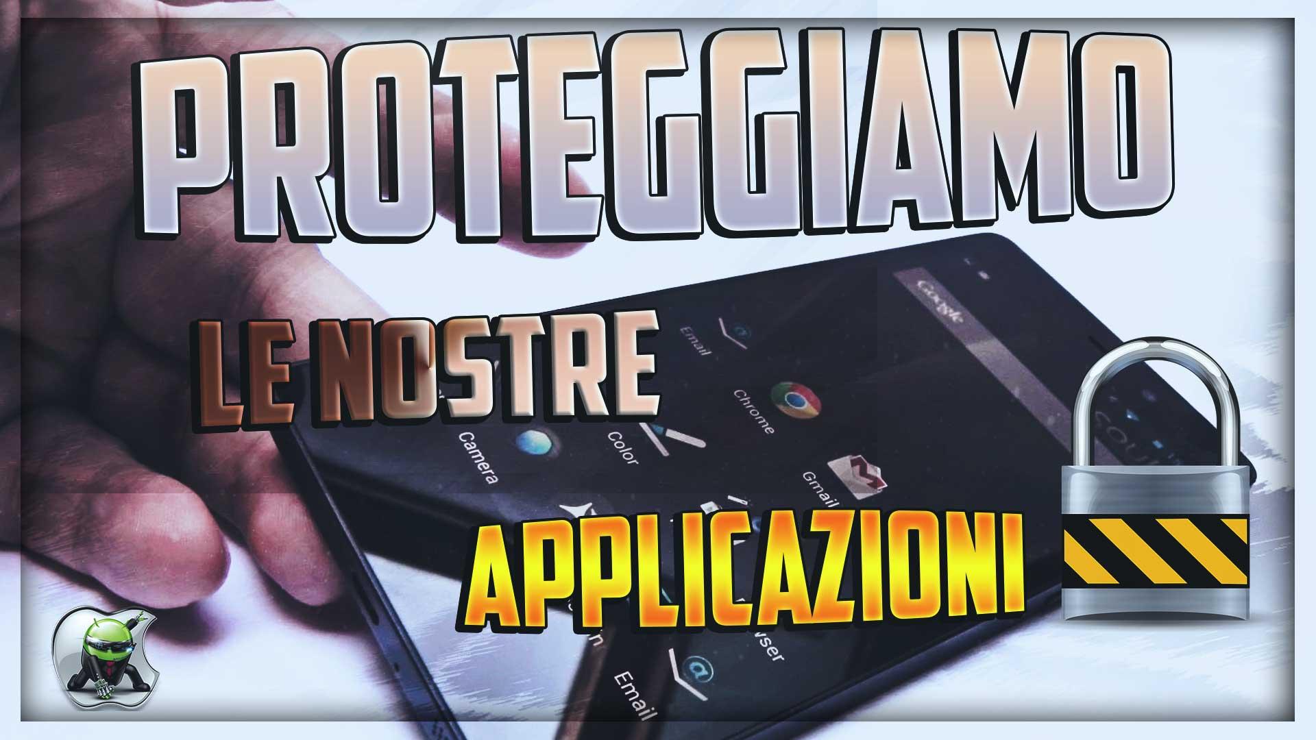 protezione app