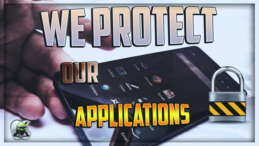 We protect our applications