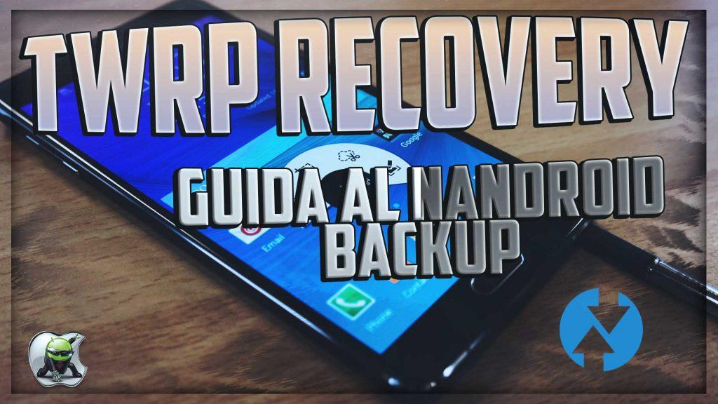 Come creare un backup del telefono Android con TWRP Recovery