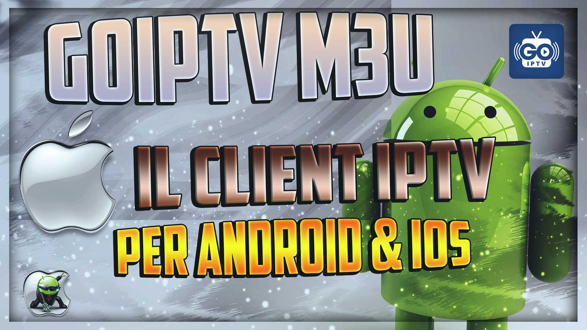 GoIPTV M3U