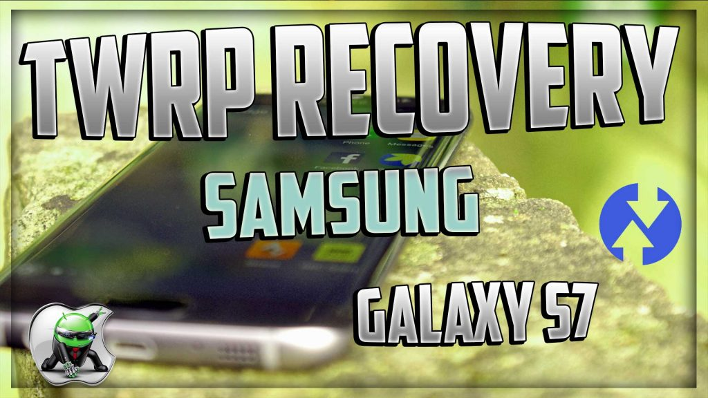 Installare TWRP Recovery Samsung Galaxy S7