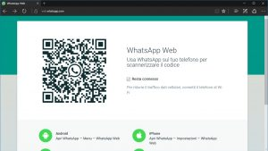 whatsapp web tablet