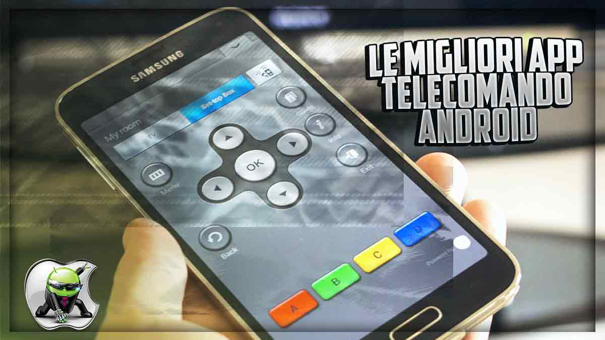 app telecomando