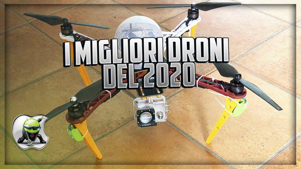 i migliori droni 2020