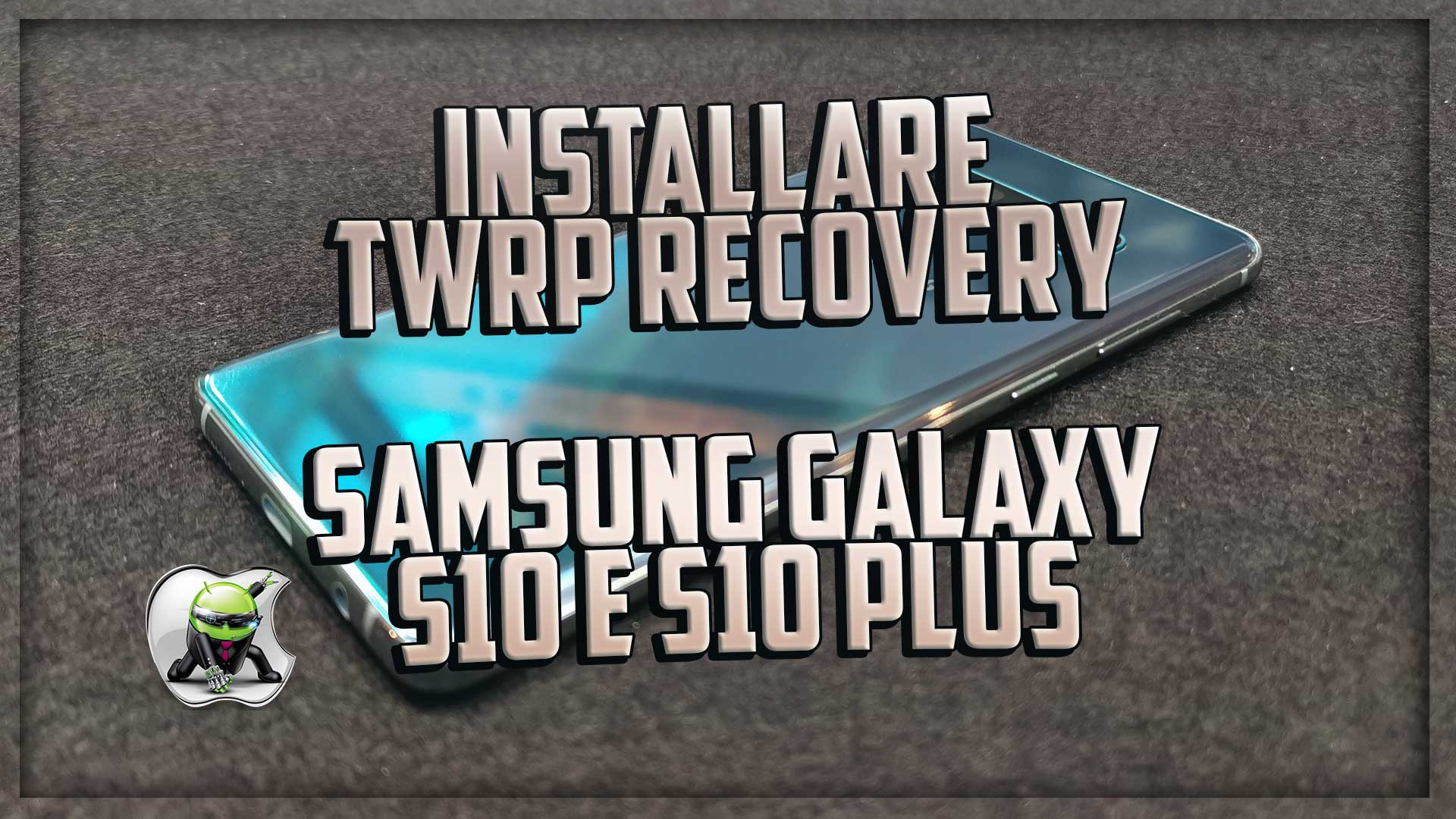 twrp recovery s10