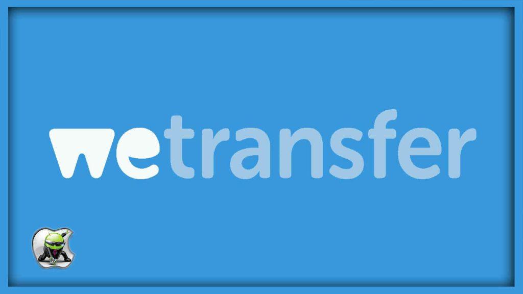 cos'è wetransfer