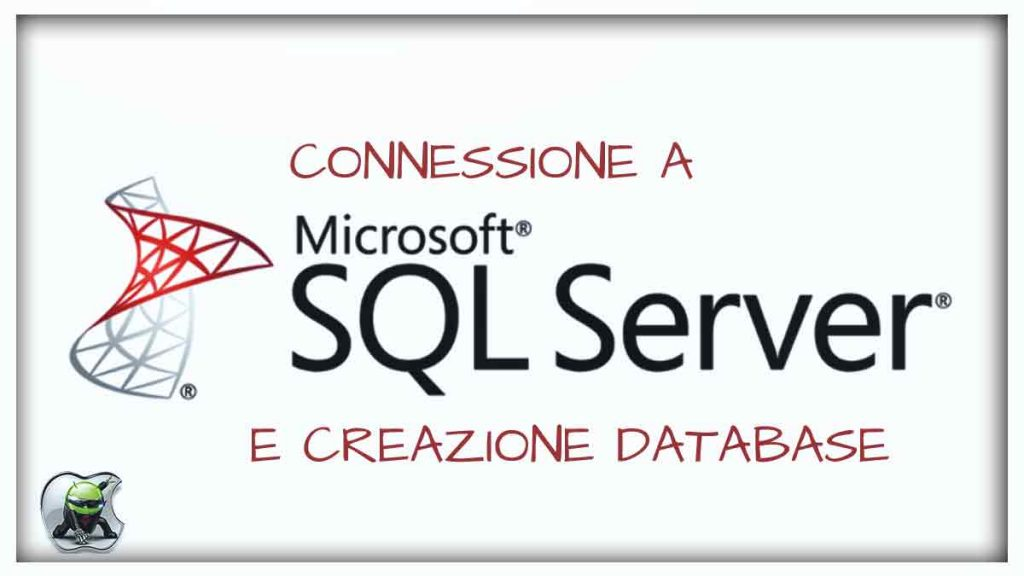 Connessione a SQL Server